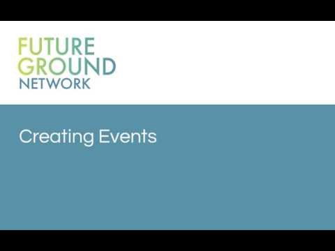 1. Creating an Event