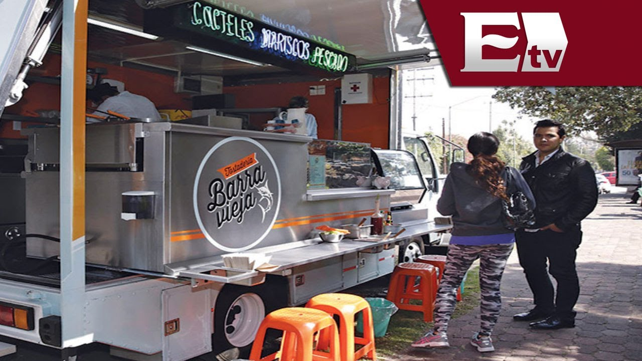 Food Trucks En La Ciudad De Mexico Comunidad