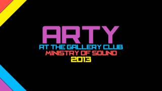 Arty at The Gallery Club (2 hour mix)
