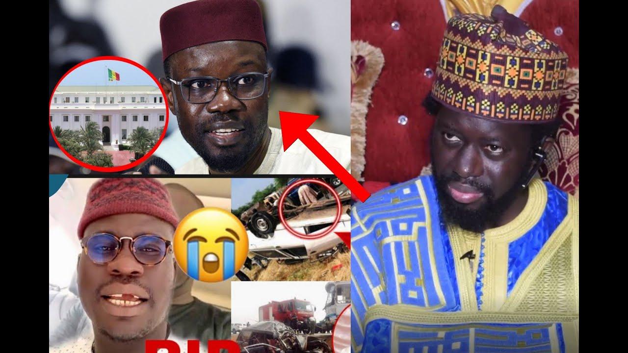 """Download Urgent: Terribles révélations sur le décès de Mbaye Sapar Sapar et avertit Sonko""""limouy lék nakoy"""""""