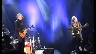 Mark Knopfler & Emmylou Harris - I Dug Up A Diamond - live 2006