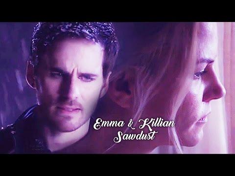 Emma and Killian ~ Sawdust