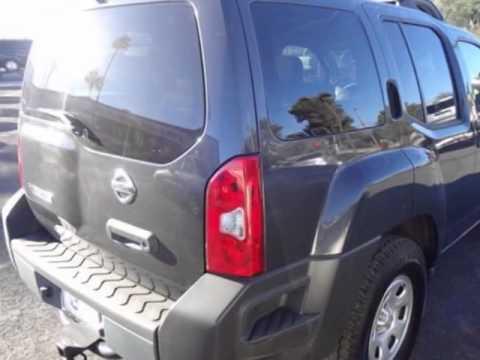 2008 Nissan Xterra 2wd 4dr Automatic S Suv Las Vegas Nv