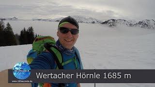 Wertacher Hrnle Skitour Schneeschuhtour