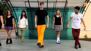 Танцуй №82-Уроки Танцев на UTV! Учимся Ирландским танцам!(Любишь танцы?Тогда присоединяйся к нам! ссылка на группу передачи вконтакте:http://vk.com/club21350771 Вступаем в групп..., 2013-08-12T13:05:16.000Z)