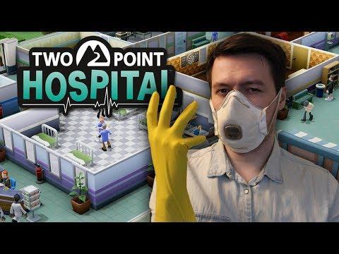 THEME HOSPITAL ВЕРНУЛСЯ? Обзор Two Point Hospital
