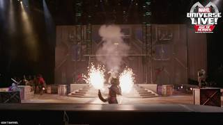 Marvel Universe LIVE! Featuring Rocket Raccoon