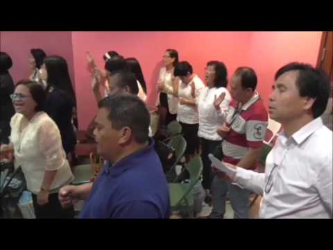 El Shaddai Kuwait Chapter SVW Formation   March 17, 2017