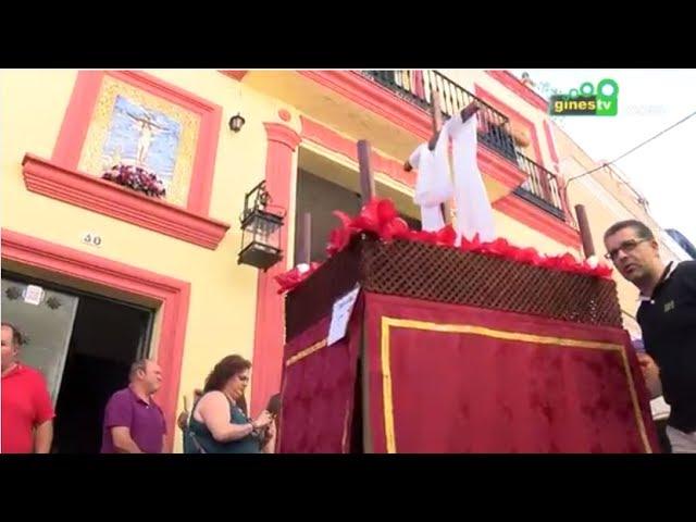 Concurso Infantil de Cruces de Mayo 2017 en Gines (COMPLETO)