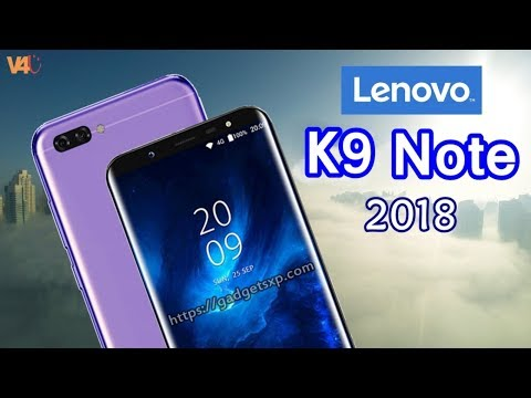 Lenovo K9 Note Release Date, Price, Specs, Introduction, Features, Camera, First Look, Launch