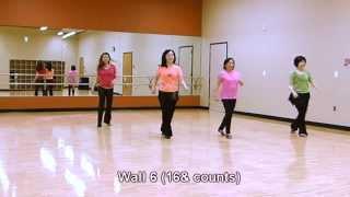 Cheesecake - Line Dance (dance & Teach)