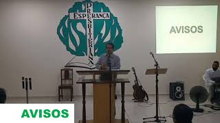 CULTO VESPERTINO - JUDAS 1:7 (04/10/2020)