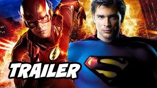 The Flash Season 6 Trailer - Crisis On Infinite Earths Teaser 2 Breakdown