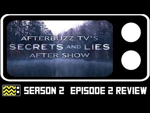 Secrets & Lies Season 2 Episode 2  w McNally Sagal  AfterBuzz TV
