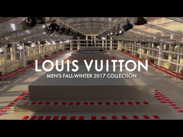 Louis Vuitton Autumn-Winter 2017 Show Space