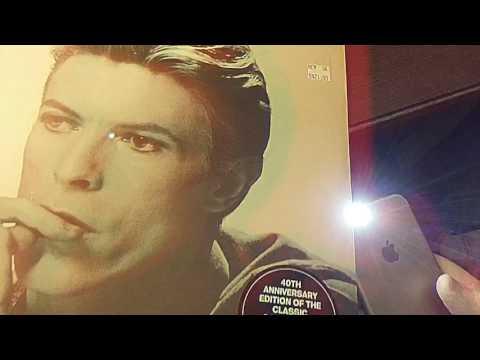 Bowie Clear Vinyl