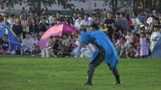平成29年度習志野駐屯地夏まつり 部隊対抗フェスティバル③