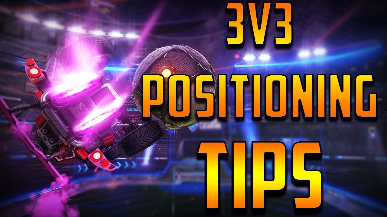 3v3 Positioning & Movement Tips – Rocket League Analysis