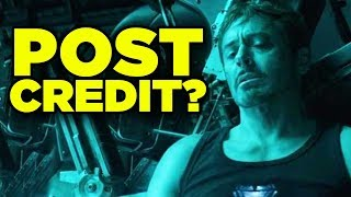 Avengers Endgame POST CREDIT Scene Explained! Iron Man Easter Egg & Marvel Phase 4!
