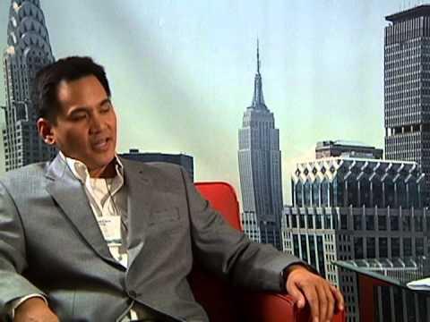 Richard Chew 2009 Film Industry Mixer Inside Entertainment Interviews
