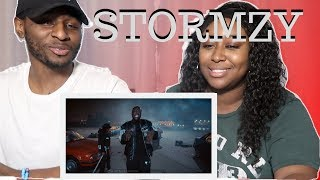 STORMZY- VOSSI BOP OFFICIAL MUSIC VIDEO (REACTION)