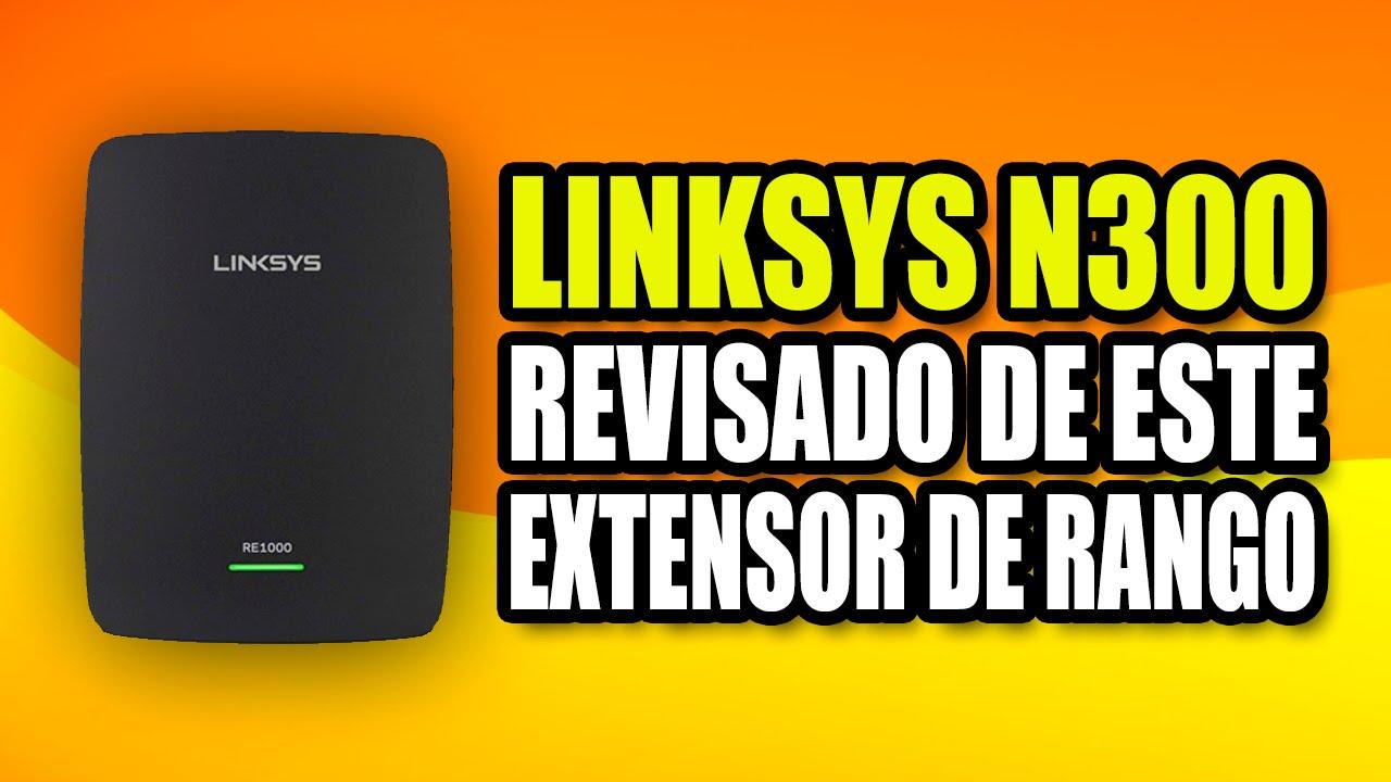 Linksys RE1000 v2.0 Range Extender Drivers PC