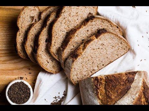 Старинный рецепт натурального хлеба от бабушки! Закваска для хлеба без дрожжей.