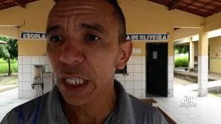 Em Ibicuitinga Elenilson Silva,   Diretor da Escola Alto Vermelho fala das ações da prática de espor
