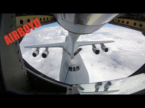 Lockheed C-5 Aerial Refueling