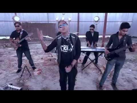 English Rock Song 2016   The Lonely Girl   Rain Drops   Ayon Chaklader   Band - Ayon & Friends