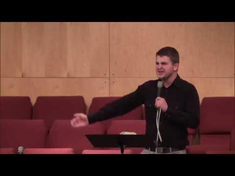 Youth Service - Guest - Sermon
