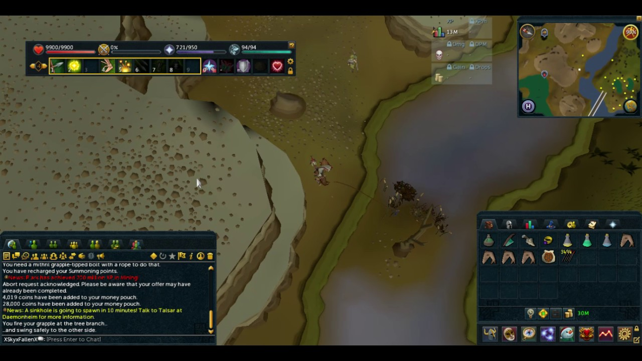 Runescape Slayer Task Warped Tortoise Location Youtube