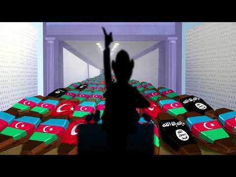 мультики про ильхам алиев азербайджанский президент