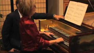 JS Bach Sonata in G minor - Paul Fried  & Patricia Mabee