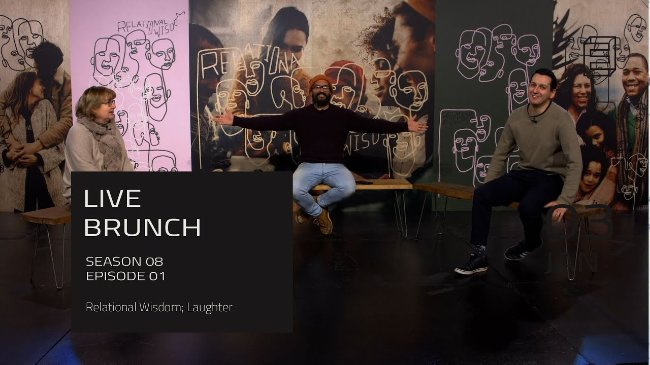 Laughter | #livebrunch - Season 8 Episode 1 Cover Image