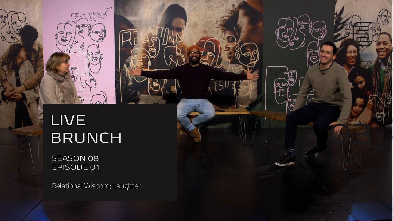 Laughter | #livebrunch - Season 8 Episode 1 Cover Image