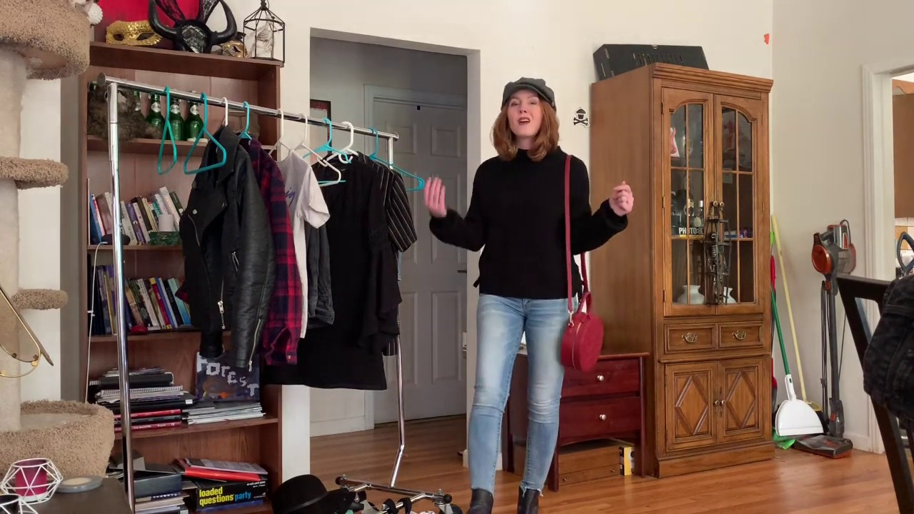 [VIDEO] - LOOKBOOK - My Four Go-To Fall Outfits 1