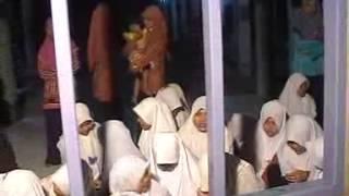 drama muhadoroh di ponpes wali songo lamteng