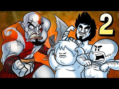 Oney Plays God of War WITH FRIENDS - EP 2 - Devil's Pot of Tea