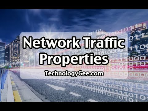 Routing & Switching: Network Traffic Properties | Network+ N10-007 | 1.3a