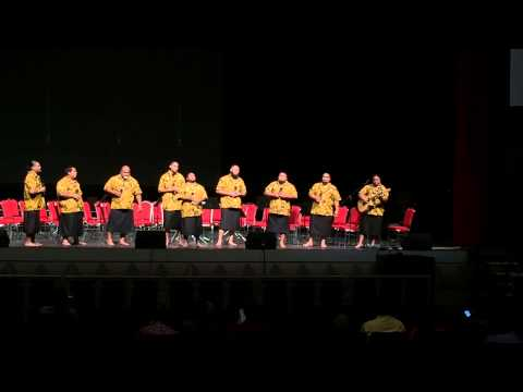 I need thee every hour by the Revival Singers from Hawaii ( SDA General Conference 2015. San Antonio
