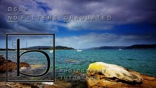 DSLR - ND Filters ... Graduated Lee Filters