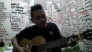 Tutorial gitar Fourtwnty - Iritasi Ringan (cover gitar Yoga Yudhistira )