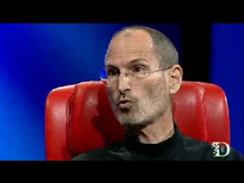 D8 Video: Steve Jobs on Flash 2010