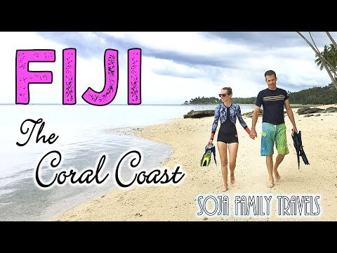 Fiji - The Coral Coast