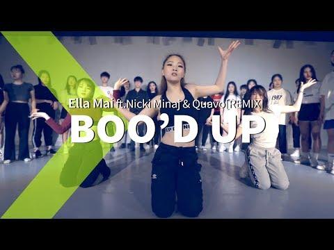 Ella Mai – Boo'd Up (Remix) Ft. Nicki Minaj & Quavo / WENDY Choreography.