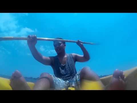 Amazing trip from Gili Trawangan - Gili Meno with kano