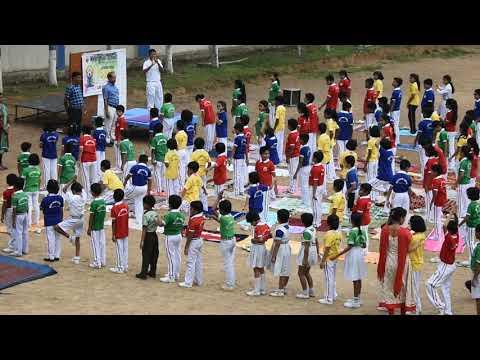 5 th Yoga Day West Point School