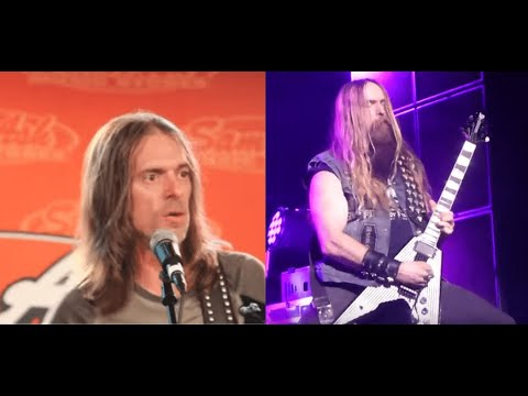 Rex Brown of Pantera states there may be a reunion one day, but NOT with Zakk Wylde ...