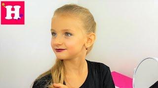 МАКИЯЖ для Соревнований по художественной гимнастике // Make Up